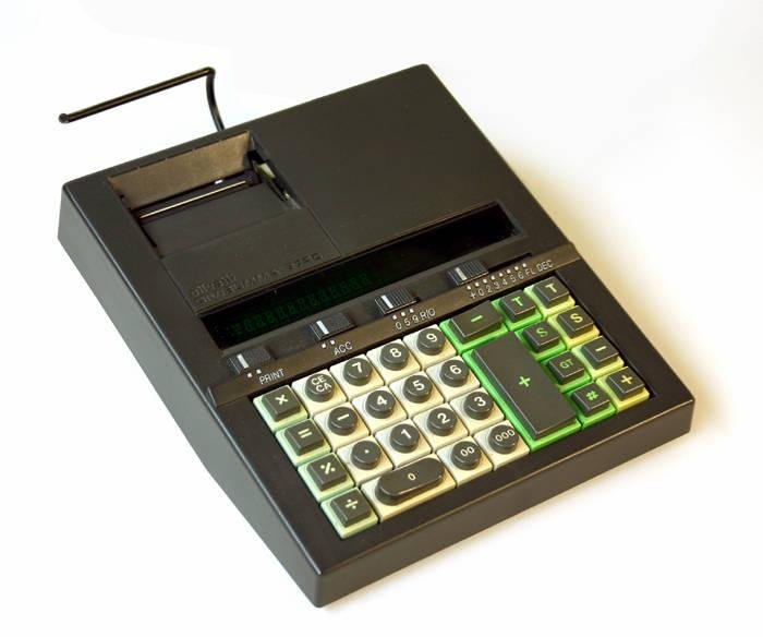 image of 'Divisumma 37PD calculator'