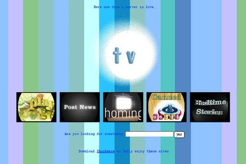 Post TV Website