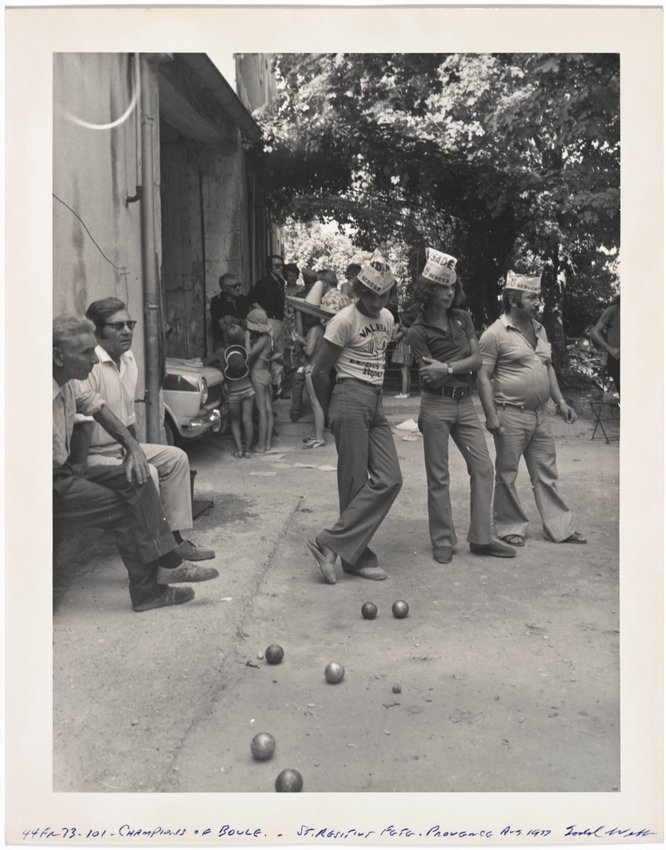 image of 'Champions of Boule, Saint-Restitut, France'