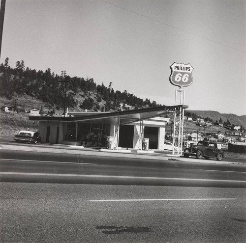 Phillips 66, Flagstaff, AZ, from the series Twentysix Gasoline Stations