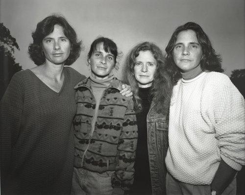 The Brown Sisters, Boston, Massachusetts