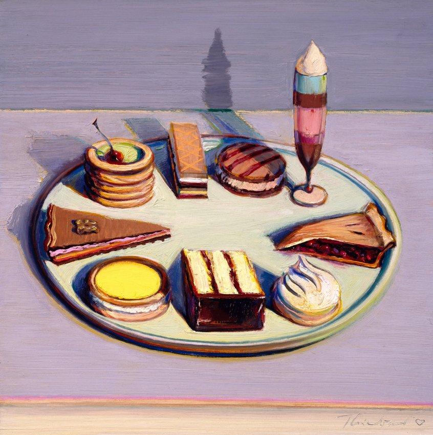 image of Dessert Tray