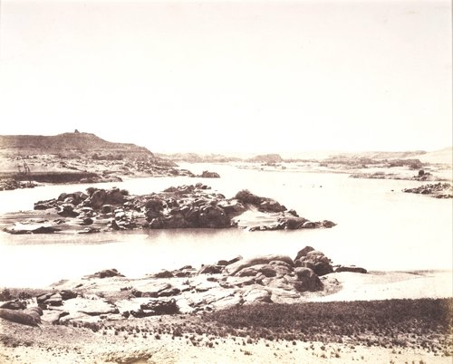 General View Taken from the Southern Tip of the Island of Elephantine. First Cataract
