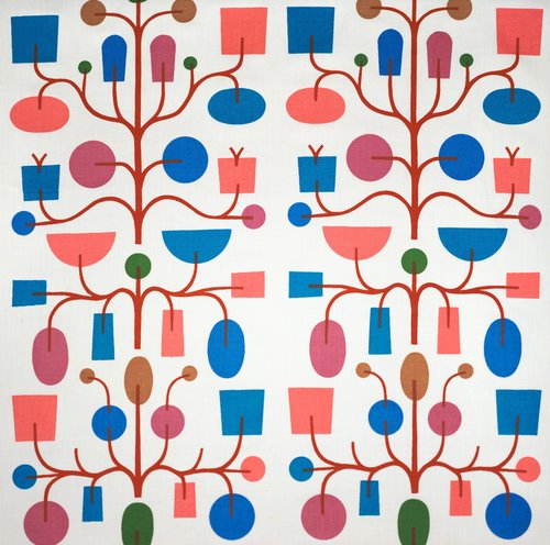 Fruit Tree #1061 Drapery Fabric