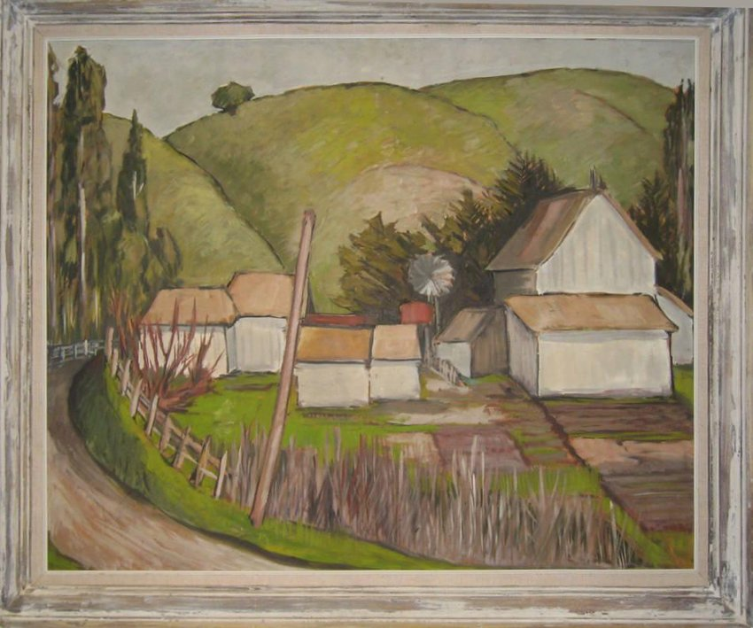 image of 'On the Road to Half Moon Bay'