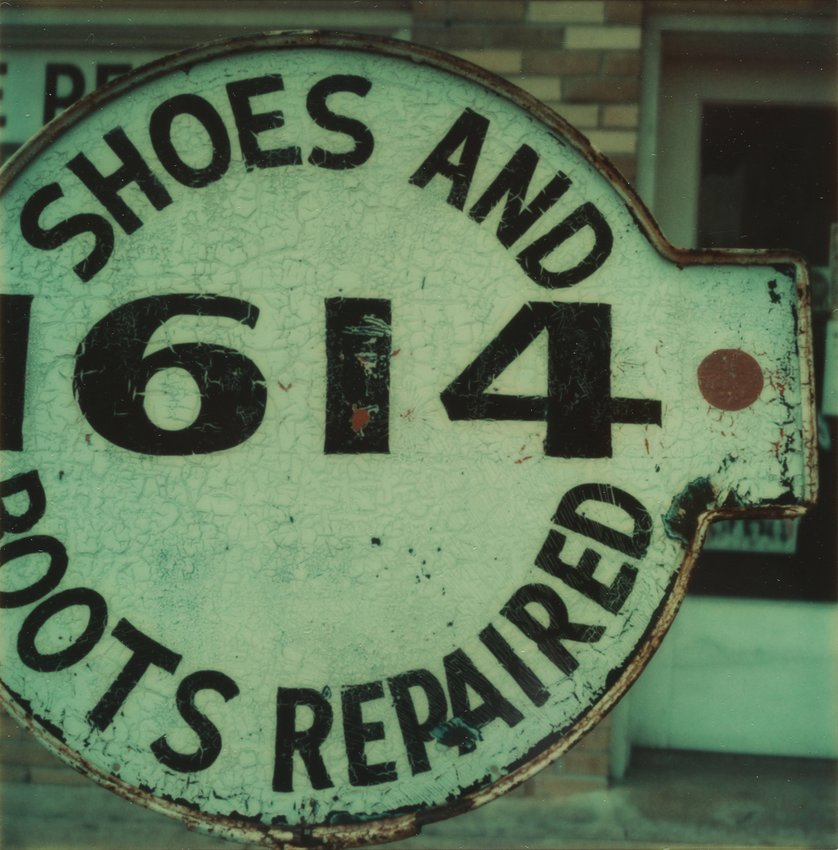 """image of 'Untitled [""""Shoes and Boots Repaired""""]'"""