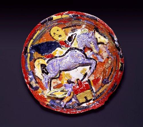 Pegasus Plate