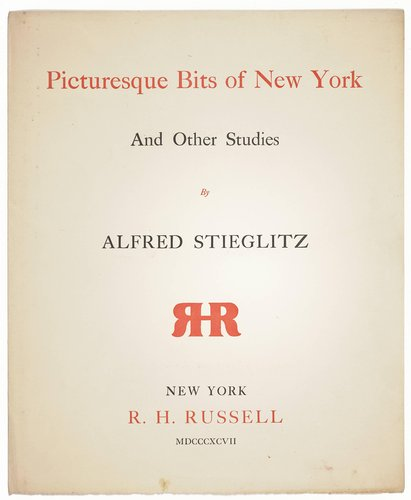 Picturesque Bits of New York And Other Studies