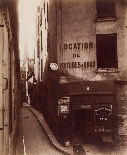 Rue des Chantres