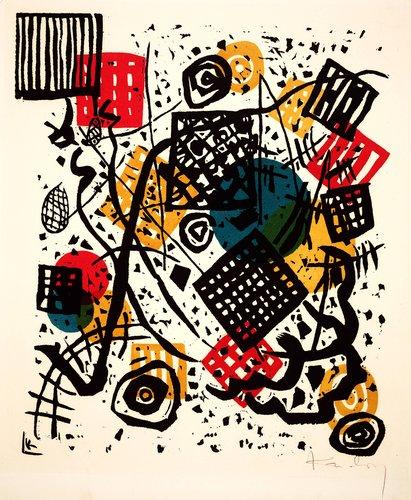Kleine Welten V (Small Worlds V), from the portfolio Kleine Welten