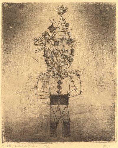 Stachel, der Clown (Prickle, the Clown)