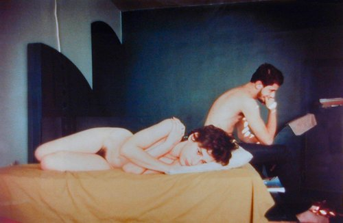 Couple in Bed, Chicago, from the series The Ballad of Sexual Dependency