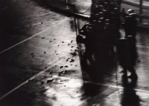 Untitled, from the series Protest, Tokyo