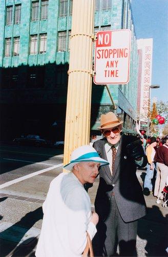 Oakland, California, Broadway, from the portfolio Analog Days