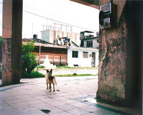 Calle Rodriguez y Melonas, Luyanó, Havana, Cuba, October 14, 2002