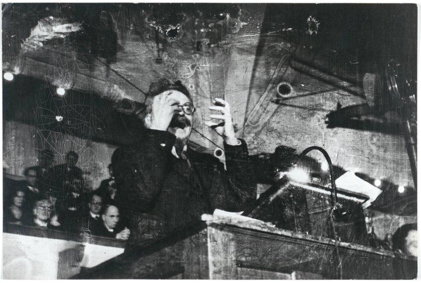 image of 'Trotsky in Copenhagen'