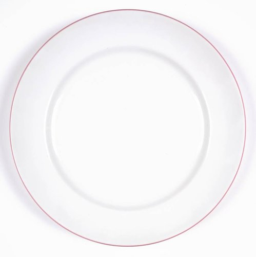 Dinner Plate for La Fonda del Sol Restaurant, New York