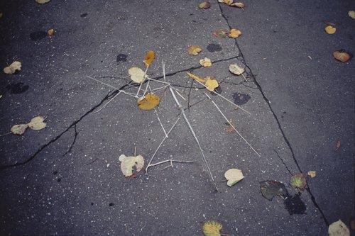 Autumn Umbrella