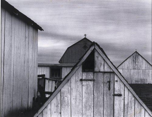 Barns and Sheds, Louiseville, Quebec