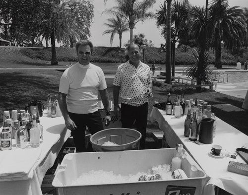 Bartenders KSFO Annual..., from the portfolio Leisure