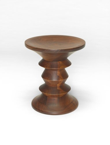 Walnut stool B