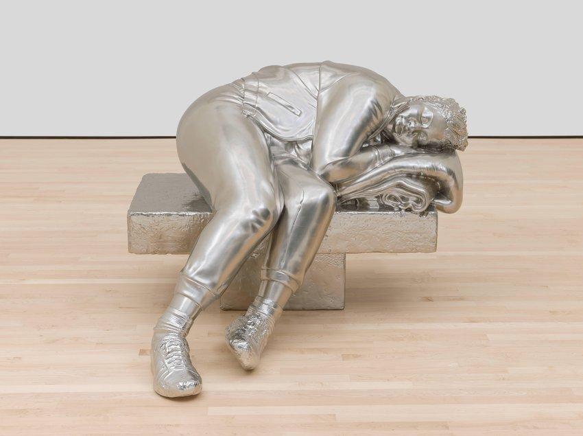 image of Sleeping woman