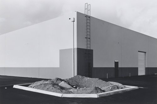 South Corner, Riccar America Company, 3184 Pullman, Costa Mesa, from the portfolio The New Industrial Parks near Irvine, California