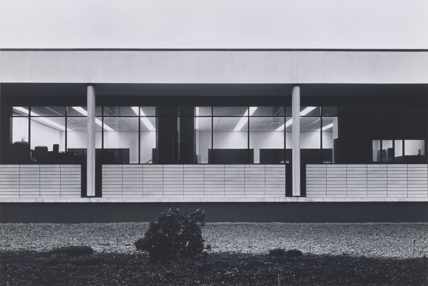 image of East Wall, Energy Products Division, Royal Industries, 2040 Dyer Road, Santa Ana, from the portfolio The New Industrial Parks near Irvine, California