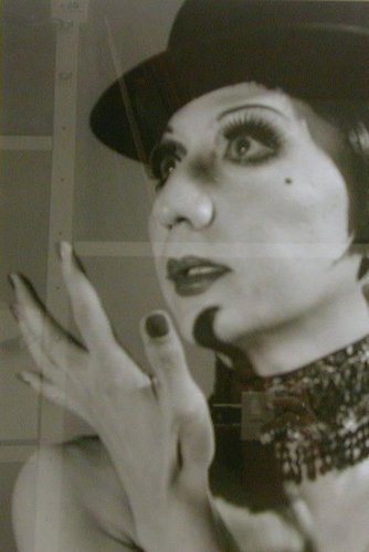 Self-Portrait/After Liza Minelli 1
