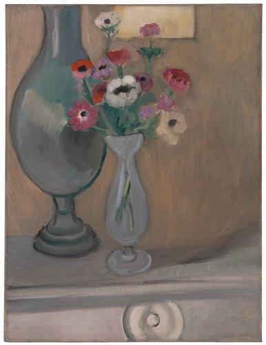 Le Bouquet d'anemones (Vase of Anemones)