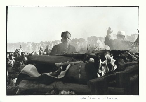 Funeral of Gandhi, Delhi, India