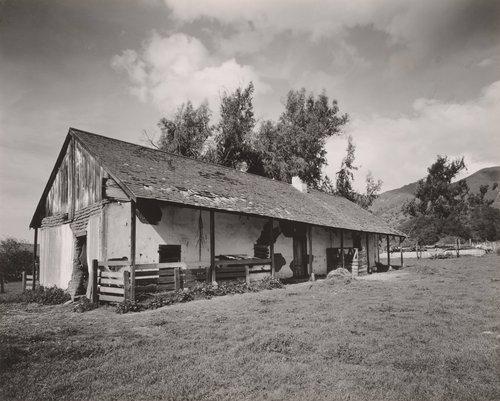 Boronda Adobe, Carmel Valley