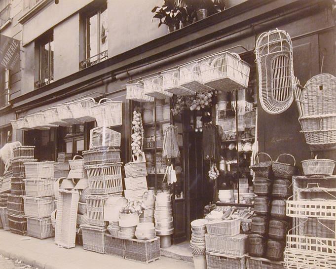 image of 'Untitled [Basket display]'