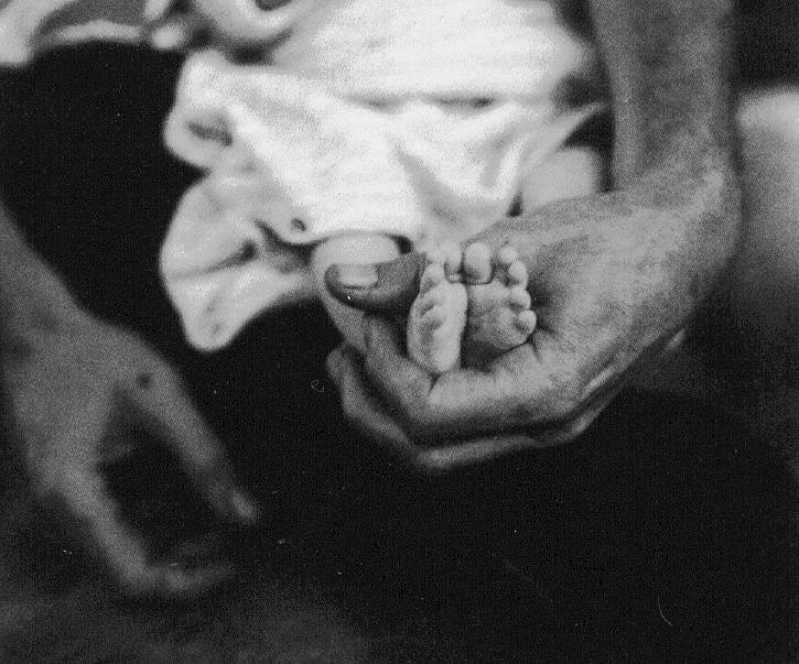 image of 'Baby Feet'