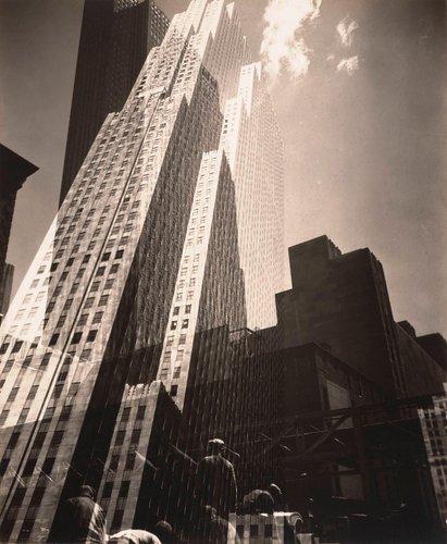 Rockefeller Center Montage