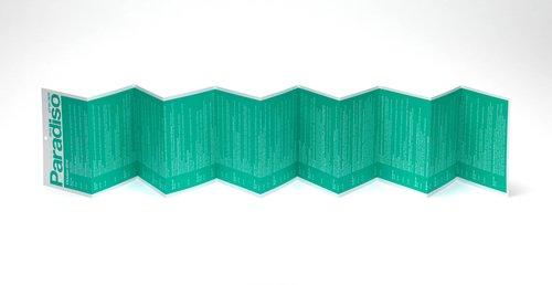Paradiso leaflet [green]