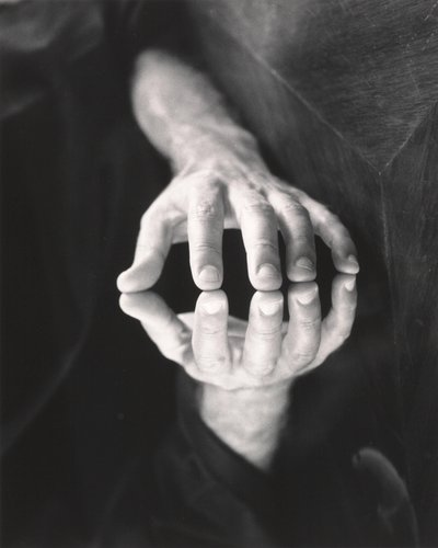 Hands of Leo Keoshian