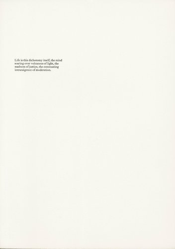 The Rebel Albert Camus: Twenty-Five Typographic Meditations [page 22]