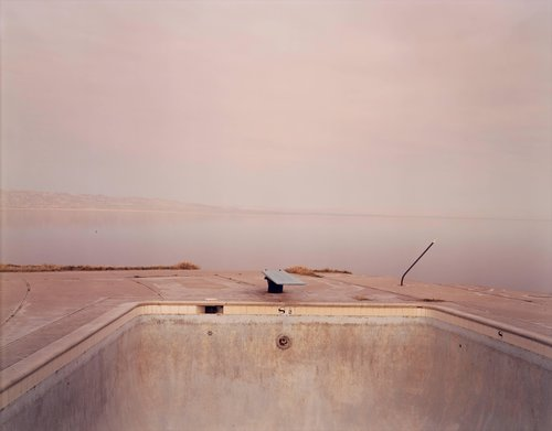 Diving Board, Salton Sea