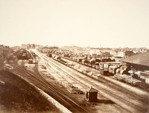 Railway Station, Marseilles