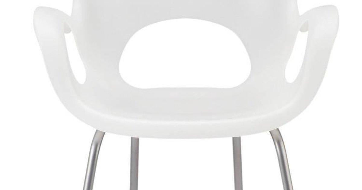 Karim Rashid, Oh Chair, 1999 · SFMOMA