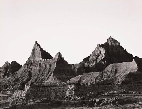 Badlands, South Dakota, from Sequence 15