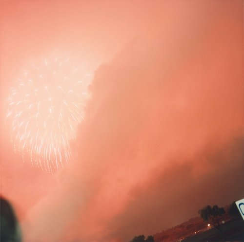 Untitled, from the series Hanabi