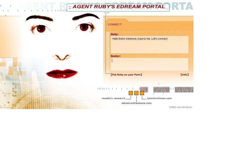 image of Agent Ruby