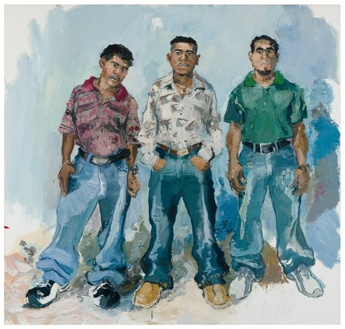 Ruben, Pedro, Miguel