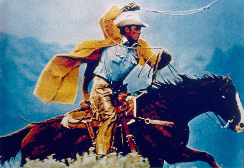image of 'Untitled (Cowboy)'
