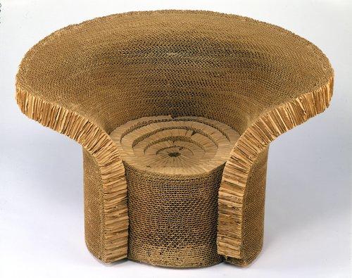 Carumba Experimental Edges chair