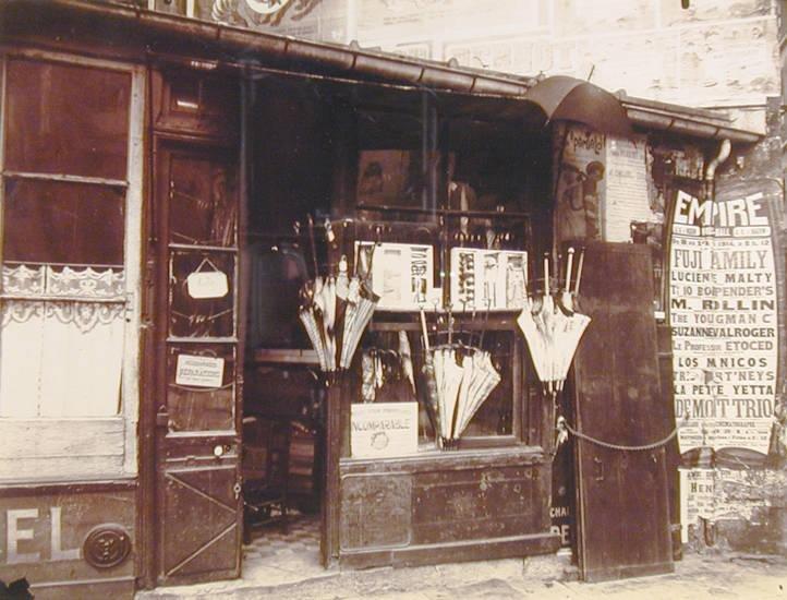 image of 'Rue Dussoubs, Les Halles'