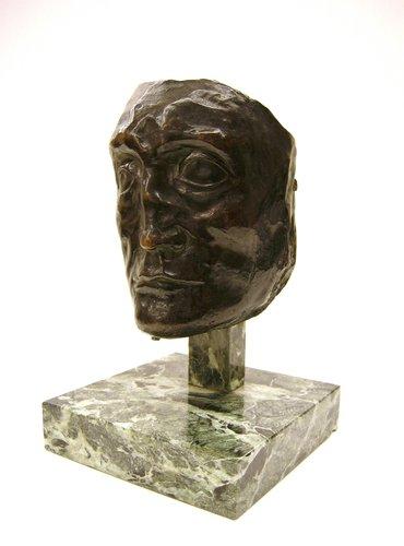 Tête de picador au nez cassé (Head of a Picador with a Broken Nose)