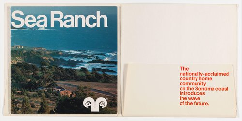 Sea Ranch printed material